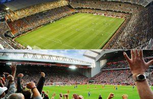 stadioni mestalja i enfild